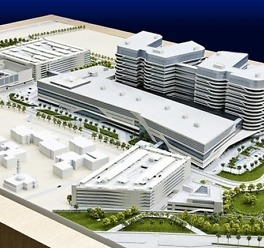 New Tertiary Care, Teaching Hospital