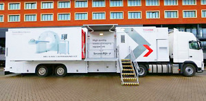 Mobile MRI/ PET/ X-Ray